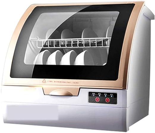 DHINGM Mini - Hogar lavavajillas, 4 Inteligente Modos, Doble 360 ...