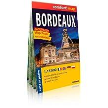 BORDEAUX  1/15.000 (COMFORT !MAP, POCHE)