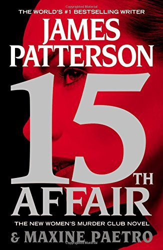 15th Affair by James Patterson, Maxine Paetro