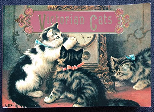 Victorian Cats: A Postcard Book by Brand: Running Pr