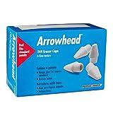 Paper Mate Arrowhead Pink Pearl Cap Erasers, 144