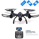 RC Quadcopter With Camera Support One Key Return and Automatic Air Pressure High Best Drones with Camera Controlled by iPhone and Android phone