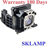 Sklamp LMP-H160 Replacement Lamp For Sony VPL-AW15 VPL-AW10 AW15 AW10 AW10S AW15KT AW15S VPL-AW10S Projectors