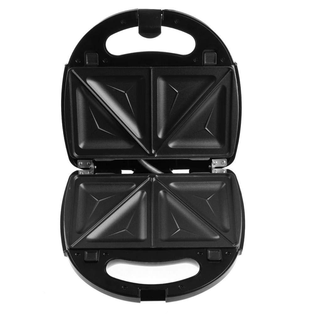 Diamondo Automatic Waffle Maker Non Stick Sandwich Egg Cake Oven Breakfast Machine