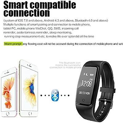 TKSTAR Smart Reloj GPS, fitness Activity Tracker, frecuencia ...