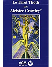 Le Tarot Thoth par Aleister Crowley FR: Thoth Tarot grand format (version luxe)