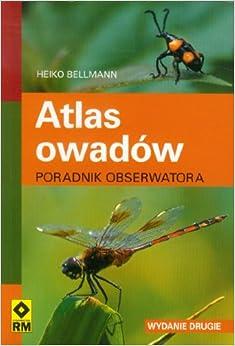 Book Atlas owadow Poradnik obserwatora