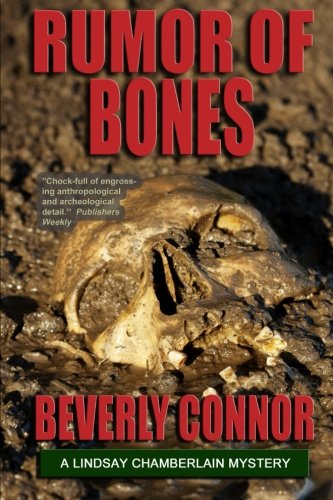 Download Rumor of Bones (Lindsay Chamberlain) pdf epub