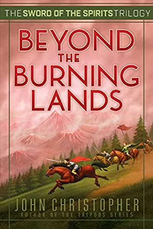 book cover of Beyond the Burning Lands