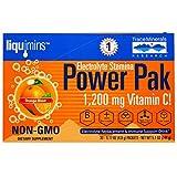 Trace Minerals Electrolyte Stamina Power Pak Non-GMO, Orange Blast, 30 Count