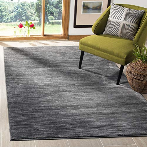 Safavieh VSN606D-9 Vision Collection Area Rug, 9' x 12', Grey ()