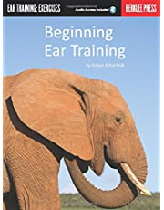 Beginning Ear Training: Beginning Ear Training (Book and CD) (Ear Training: Exercises)