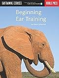 Beginning Ear Training (Ear Training: Exercises) Bk/Online Audio