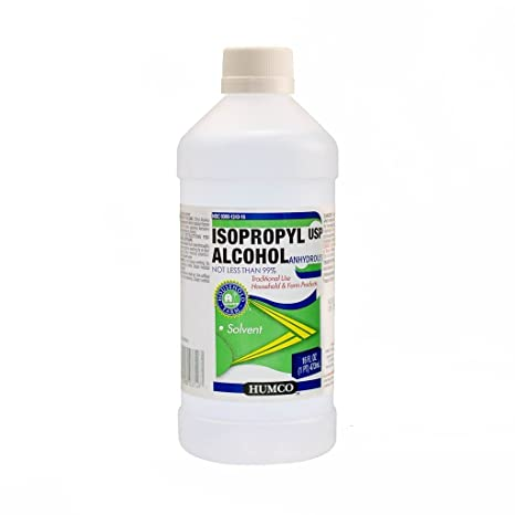 Isopropyl Alcohol Solution 16 Ounce