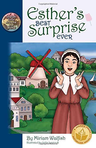 Download Esther's Best Surprise Ever pdf