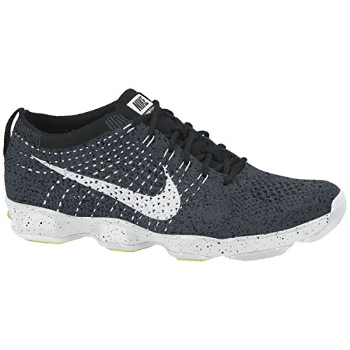 Agility Zoom Womens 001 Fit Nike Court Shoes Grey Black Indoor Volt Dark White qSdExtw7