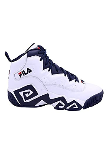 Fila Kid's MB Heritage Sneaker White/Navy/Red