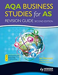 AQA Business Studies for AS: Revision Guide, 2nd Edition (Aqa As Level)