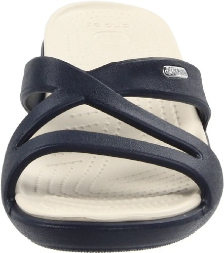 Sandals Navy Blue Stucco Crocs Women's Patricia II 1qtvF