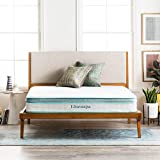 Linenspa 8 Inch Memory Foam and Innerspring Hybrid Mattress - Twin Variant Image