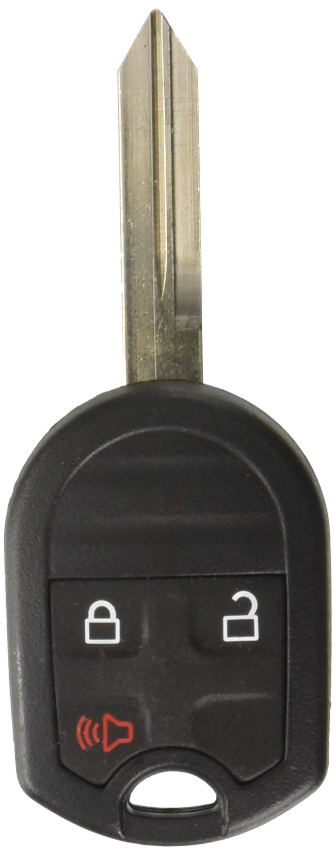 Pack of 2 KeylessOption Keyless Entry Remote Control Fob Uncut Blank Ignition Car Key Replacement for CWTWB1U793