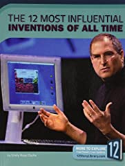 Presents readers with the most important inventions in history, from the wheel to the Internet. The book features historic photos, engaging sidebars, and thought-provoking prompts.