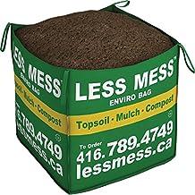 Less Mess Soil, Premium Garden Blend, 1 Cubic Yard Bag