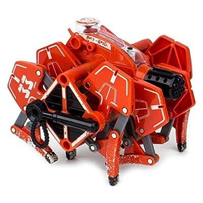 HEXBUG Battle Ground Tarantula Fight with Light, Orange: Toys & Games