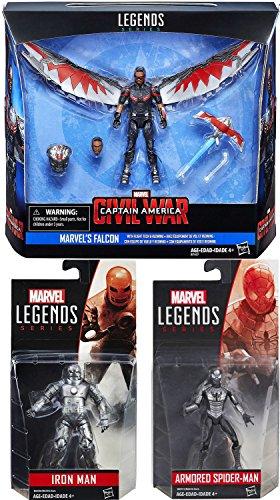 iron spider marvel legends - 9