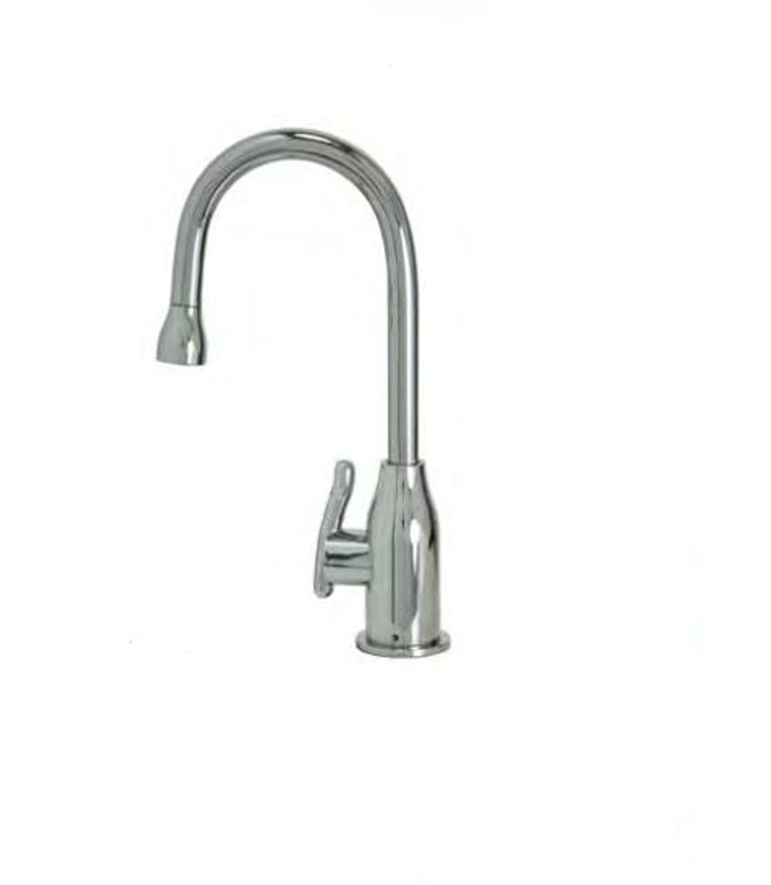 Mountain Plumbing MT1800-NL/PVDPN Little Gourmet Hot Water Dispenser, Polished Nickel