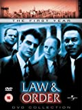 Law & Order - Season 1 - Complete [DVD] [1991]