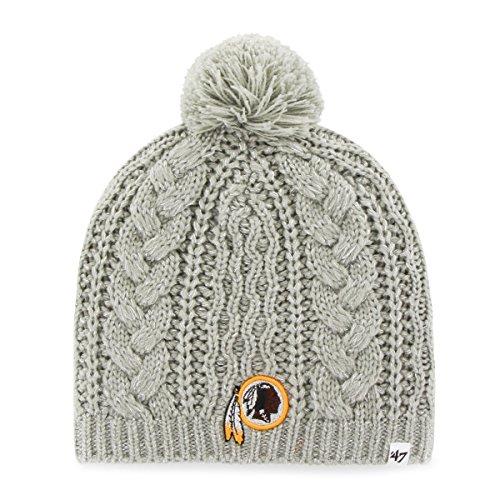 21b34d317 Washington Redskins Women s Kiowa Beanie – Football Theme Hats