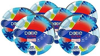 156-Pc.Bowls Dixie Ultra Paper Bowls