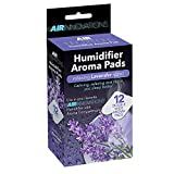 Air Innovations Aroma Humid Pad Lvdr 12p, levender, 12 Count