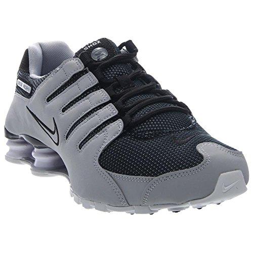 bfc06ebb1f766d Nike Shox NZ Men s SE Black Grey White 833579-001 (Size  11 ...