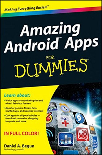 Amazon amazing android apps for dummies daniel a begun amazon amazing android apps for dummies daniel a begun mobile phones tablets e readers voltagebd Images