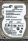Seagate ST500LM021 SSD Hybrid P/N: 1KJ152-020 F/W: 0002YXM1 500GB WU