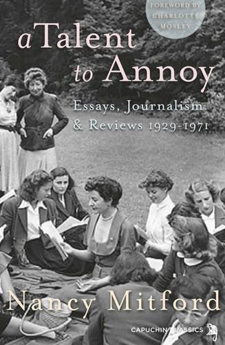 A Talent to Annoy de Nancy Mitford 511-S-UM2bL