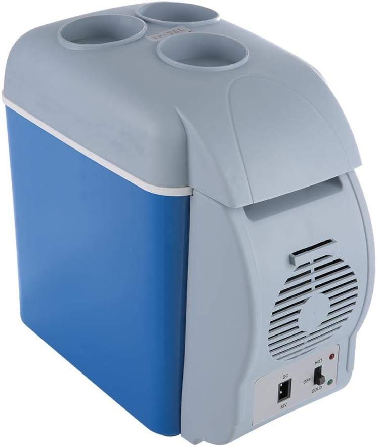 7.5l Mini Refrigerador Refrigerador Eléctrico Portátil/Calentador ...
