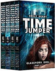 Glassford Girl: Boxed Set (Complete Series) (Time Jumper Series)