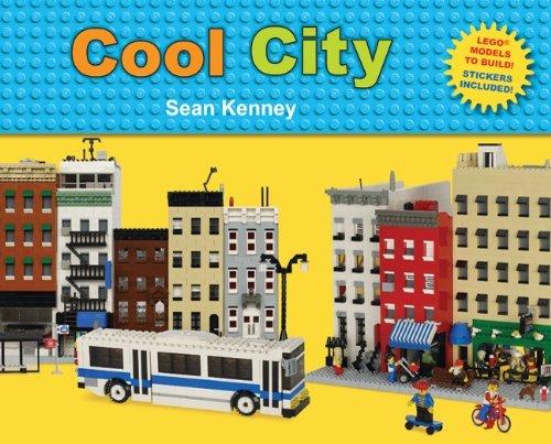 Cool City [Hardcover] [BYR] (Author) Sean Kenney: Amazon com: Books