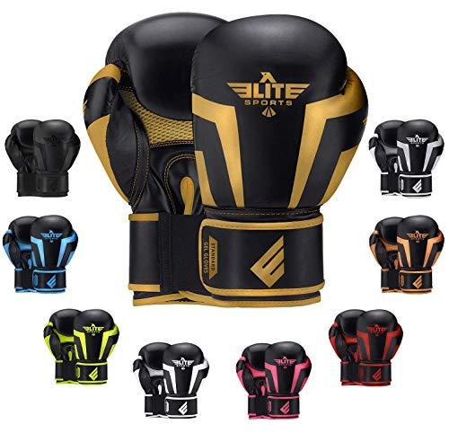 2020 Pro Boxing Gloves for Men & Women, Boxing Training Gloves, Kickboxing Gloves, Sparring Gloves, Heavy Bag Gloves for Boxing, Kickboxing, Muay Thai, MMA