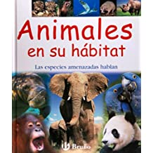 Animales en su habitat/ Animals Like Us