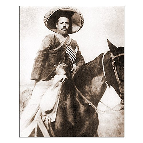 Mexican Revolution Poster (CafePress - Pancho Villa Mexican Revolution 16X20 Poster - 16