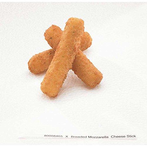 Golden Crisp Breaded Mozzarella Cheese Sticks, 2 Pound -- 6 per case. by McCain (Image #1)