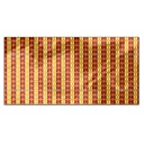 The Retro Way Rectangle Tablecloth: Large Dining Room Kitchen Woven Polyester Custom Print