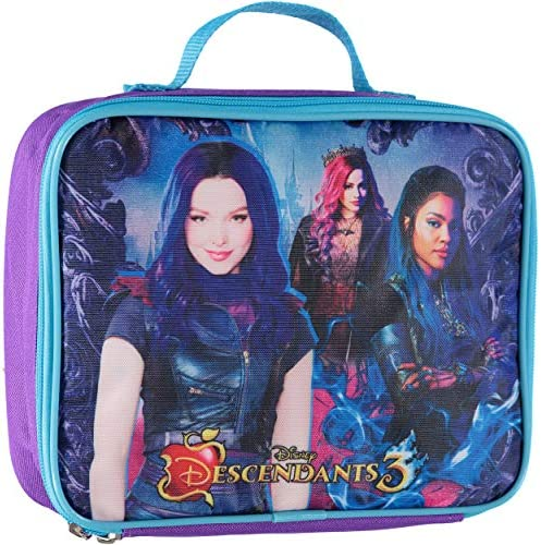 Disney Descendants 3 Insulated Lunch Box