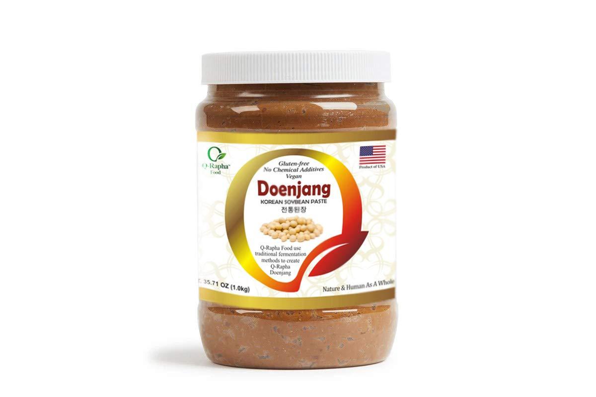 Gluten-free doenjang brand- Q-Rapha Doenjang