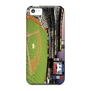 First-class Case Cover For Iphone 5c Dual Protection Cover Stadiums