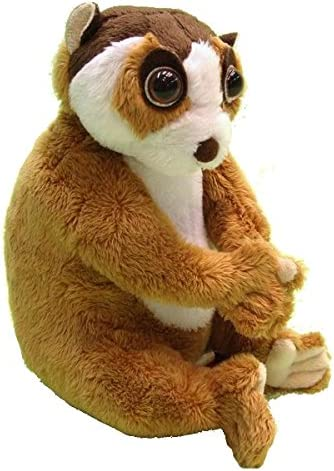 Slow Loris Plush Stuffed Animal Toy